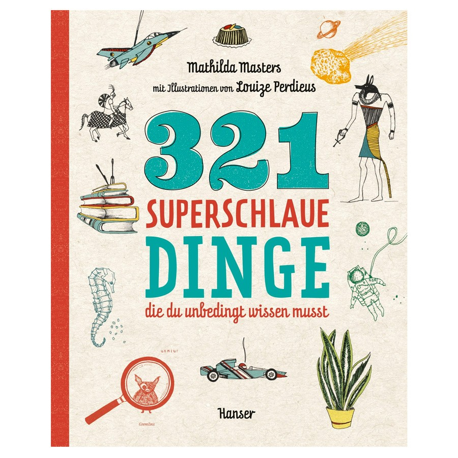 Kinderbuch - 321 super schlaue Dinge
