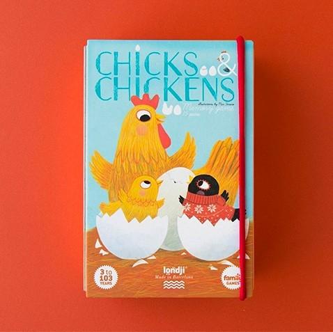 "Londji - Memory ""Chicks and Chickens"""
