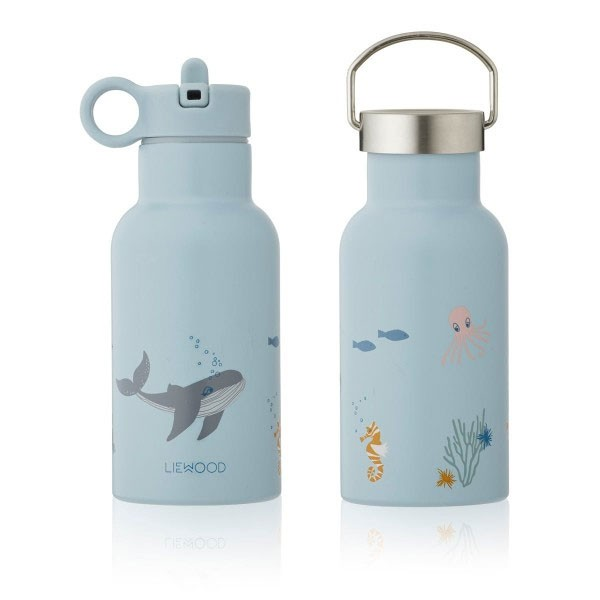 Liewood - Trinkflasche Anker Sea Creature Mix