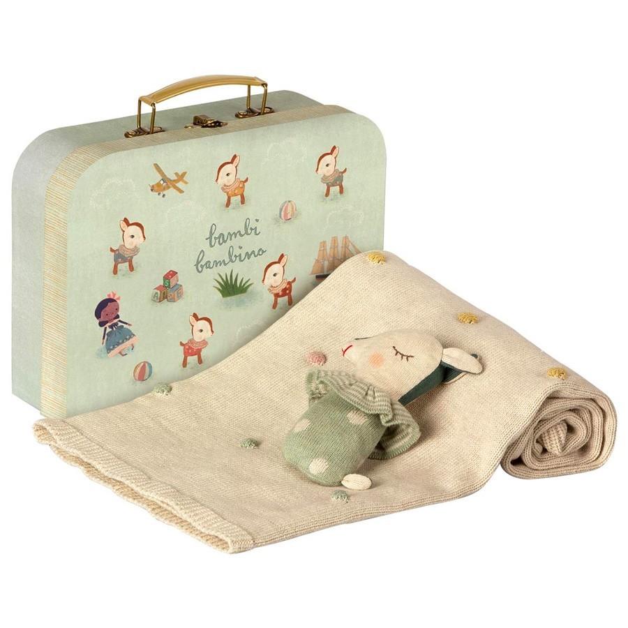 Maileg - Bambi Geschenkset Mint