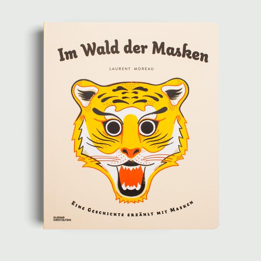 Kinderbuch - Im Wald der Masken
