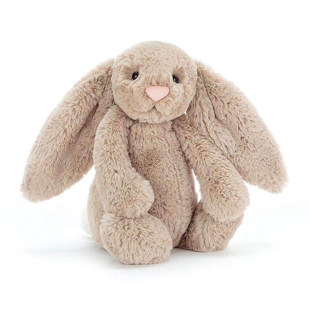 Jellycat - Kuschelhase Bashful Bunny Beige Medium