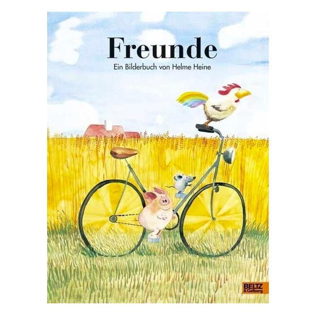 Beltz Verlag: Freunde von Helme Heine