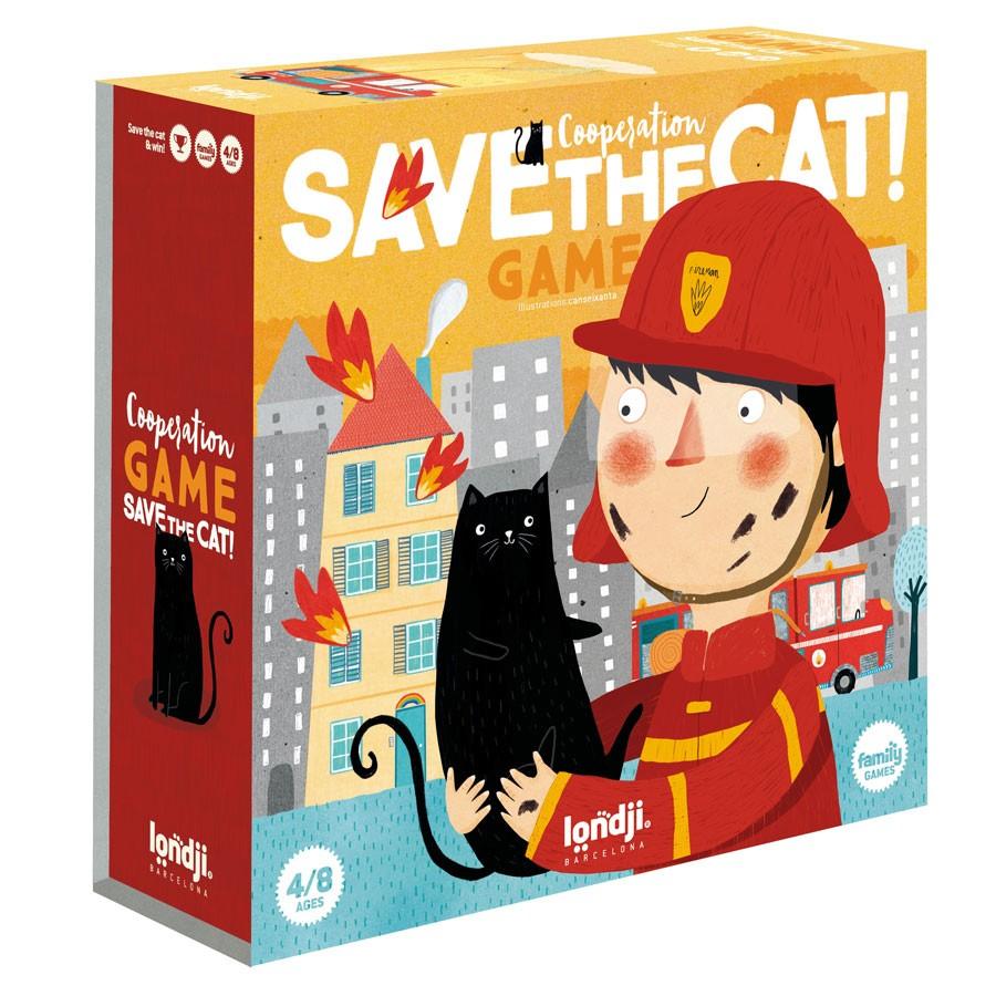 "Londji - Spiel ""Save the Cat"""
