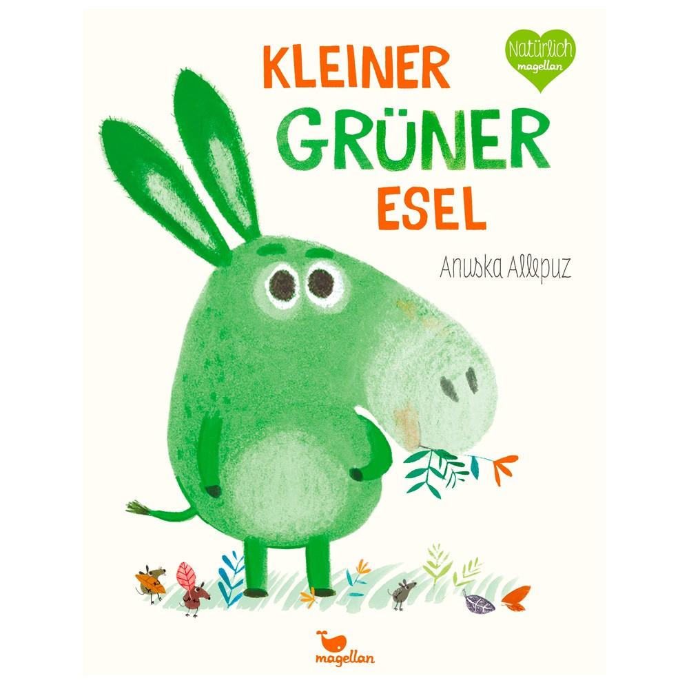 Kinderbuch - Kleiner grüner Esel