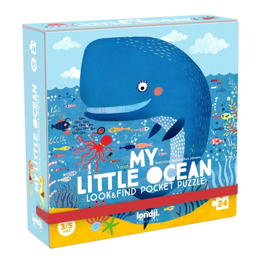 Londji - Pocket Puzzle My Little Ocean