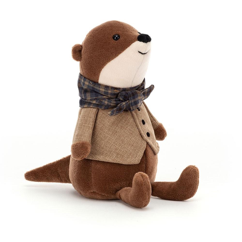 """Jellycat - Otter """"Winfried"""" zum kuscheln"""