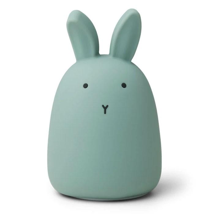 Liewood - Nachtlicht Winston Rabbit Peppermint