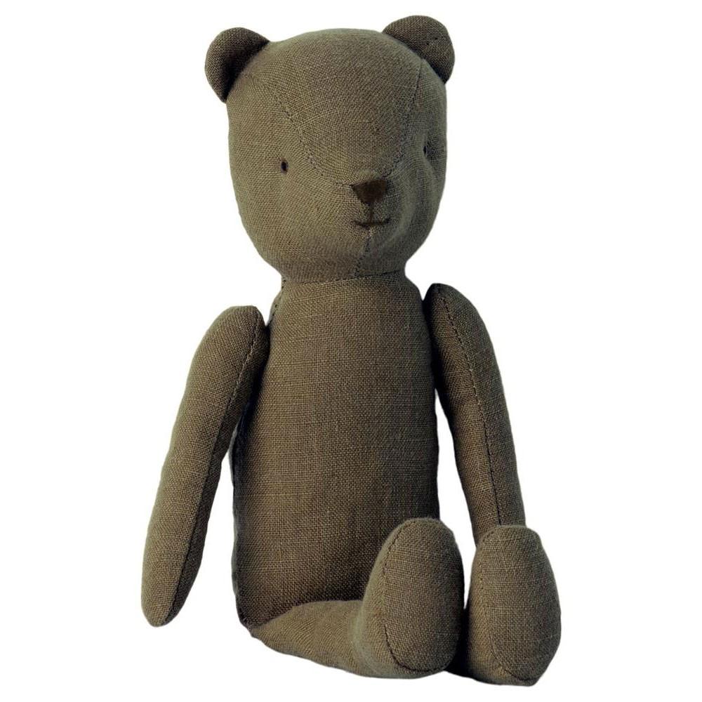 "Maileg - Vintage Teddy ""Papa"" 25cm Dunkelgrün"