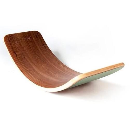 Wobbel Board - Original Walnut Board Forest