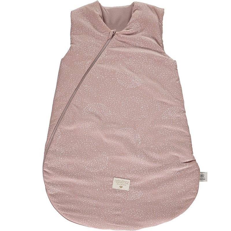Nobodinoz - Baby Schlafsack Misty Pink