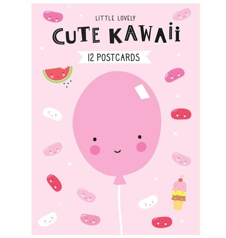 "A little lovely Company - Postkartenset ""Kawaii"""
