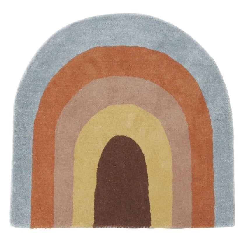 OYOY - Teppich Regenbogen