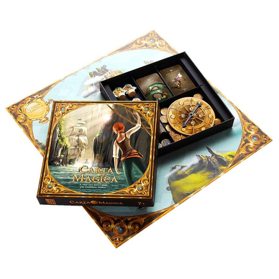 Marbushka - Brettspiel Carta Magica ab 7 Jahre