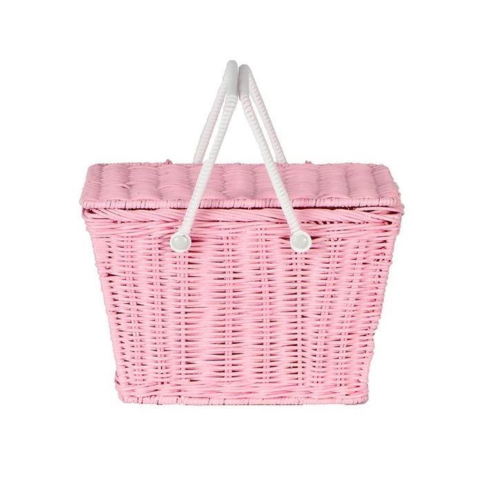 Olli Ella - Picknick Körbchen Pink