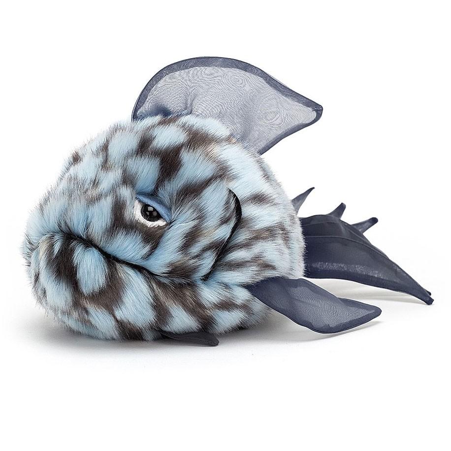 Jellycat - Grummelfisch Blau 22cm