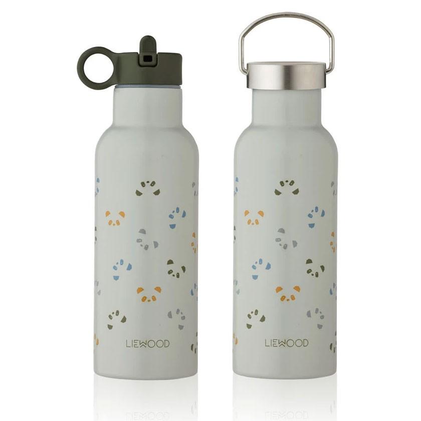 Liewood - Trinkflasche Neo Panda Dove Blue 500ml