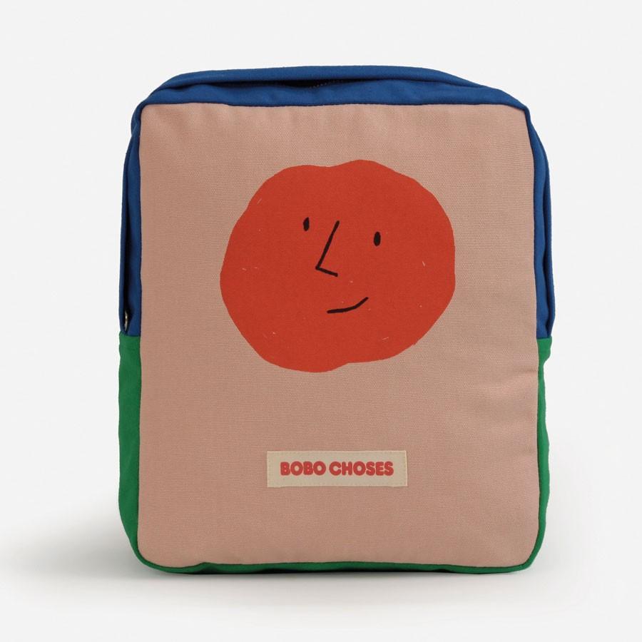 Bobo Choses - Kleine Schultasche Rucksack Color Block