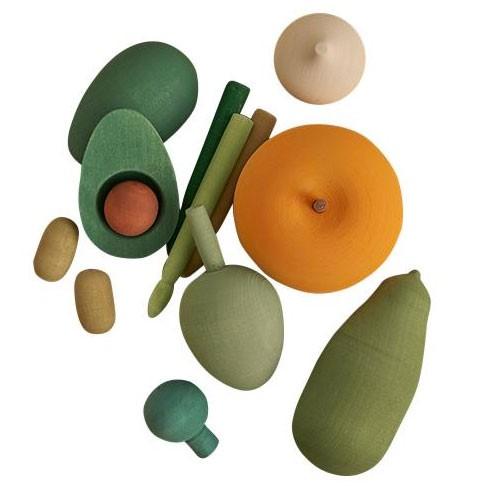 Raduga Grez - Gemüse aus Holz Vol.2