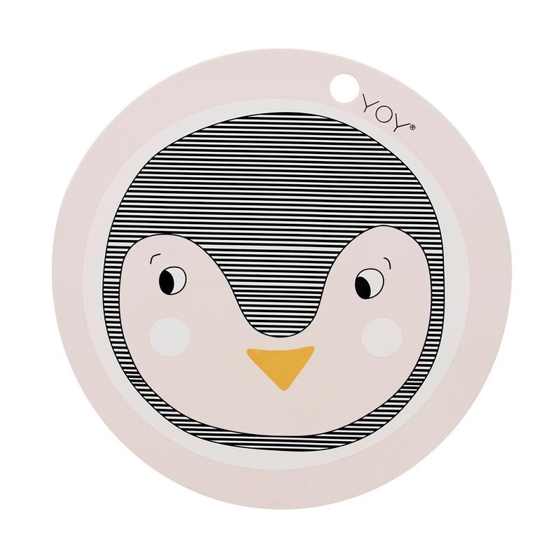 """OYOY - Platzset für Kids """"Pinguin"""""""
