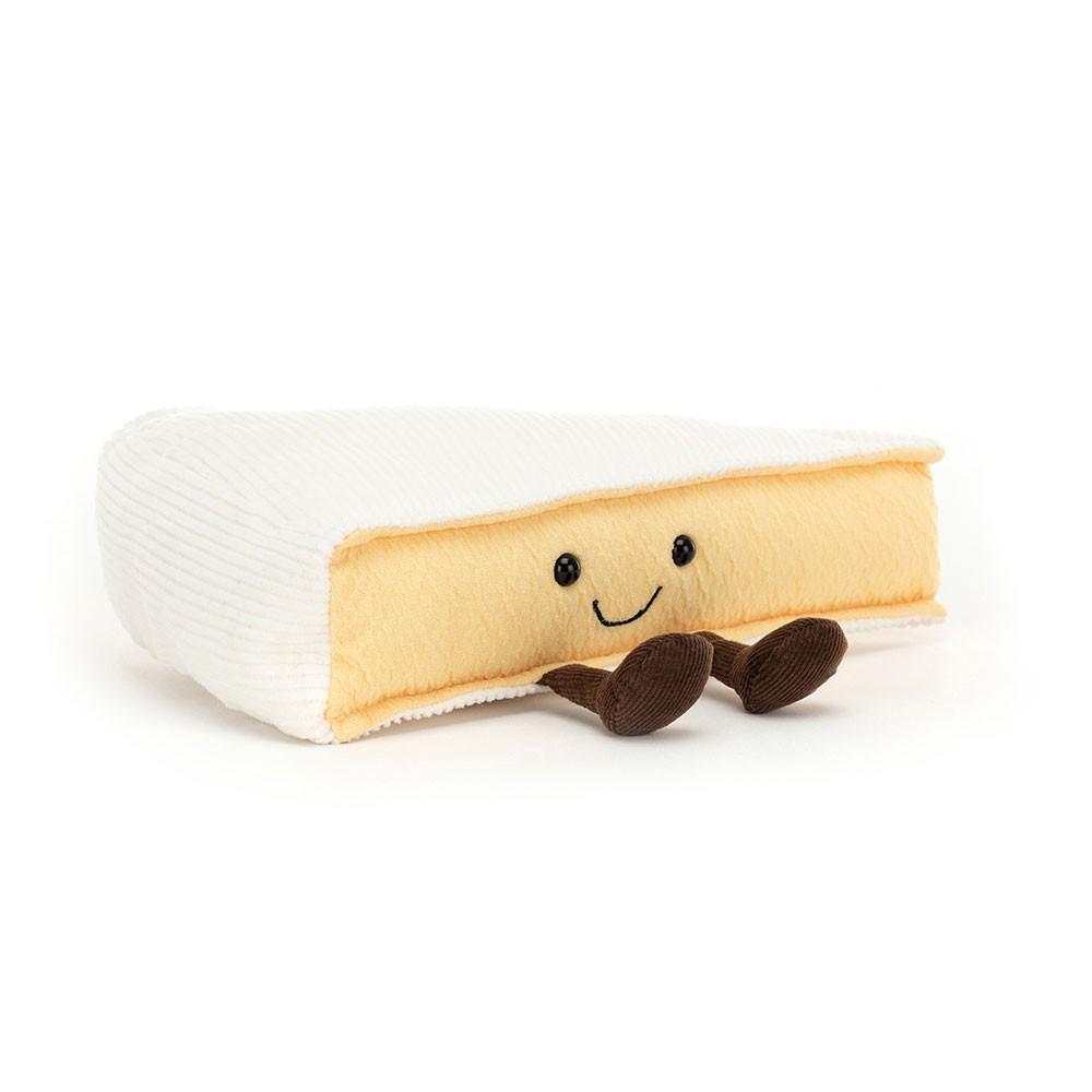 Jellycat - Camembert Brie zum kuscheln