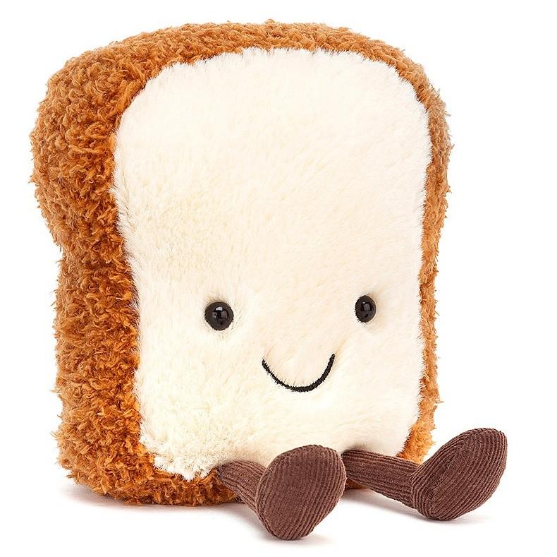 Jellycat - Kleiner Toast zum kuscheln