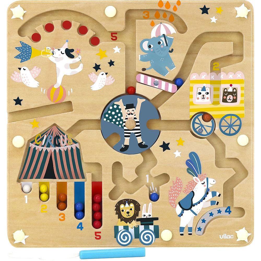 Vilac - Magnetspiel Zirkus by Michelle Carlslund