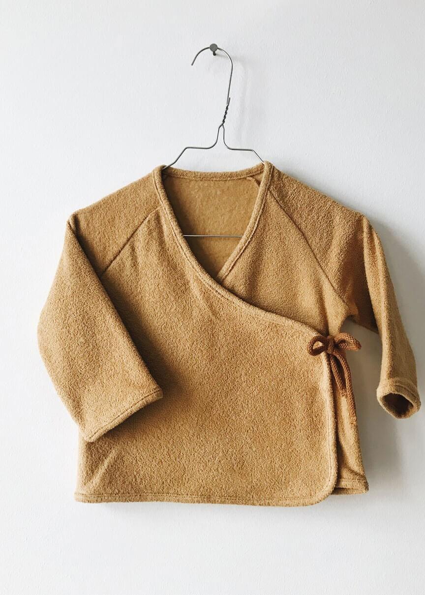 Monkind - Wickelhemd Gold