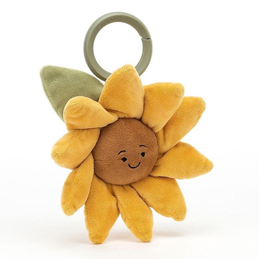 Jellycat - Babyspielzeug Fleury Sunflower Jitter