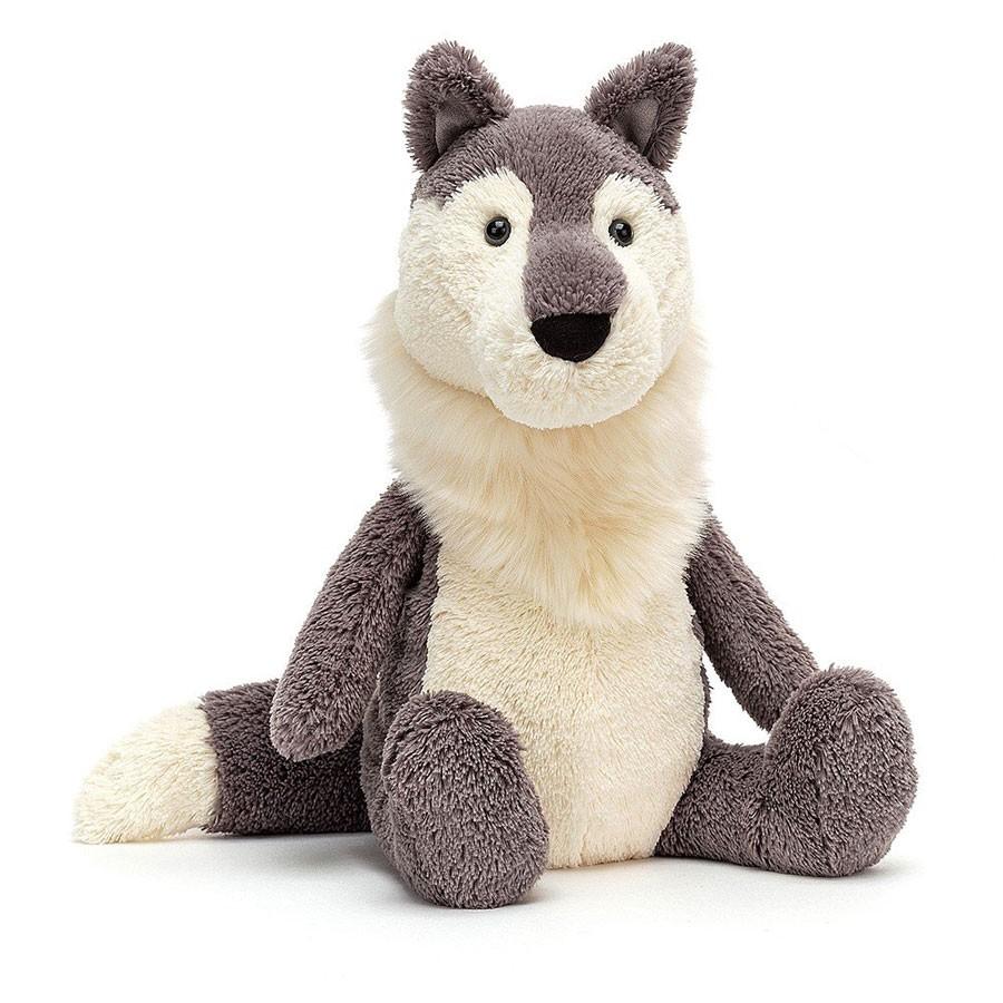 Jellycat - Woodruff Wolf