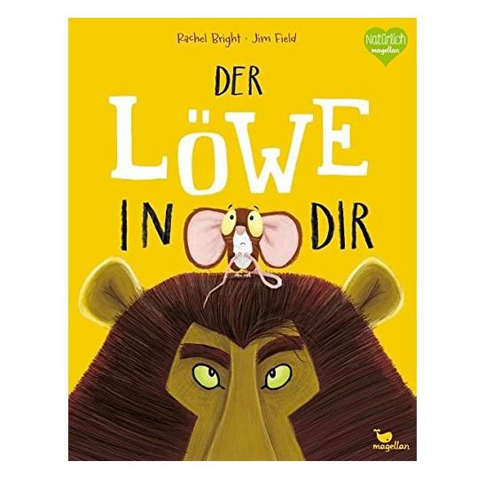 Kinderbuch - Der Löwe in dir