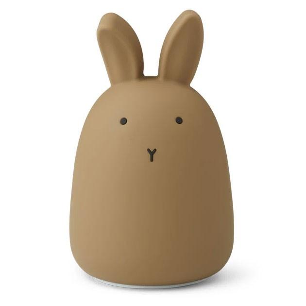 Liewood - Nachtlicht Winston Rabbit Oat