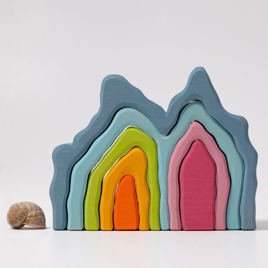 Grimm's Spielzeug - Blaue Grotte
