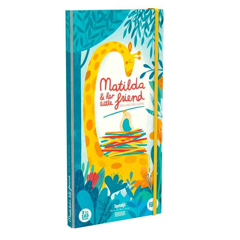 "Londji - Stapelspiel ""Matilda"" aus Holz"