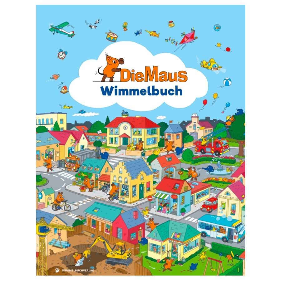 Wimmelbuch - Die Sendung mit der Maus