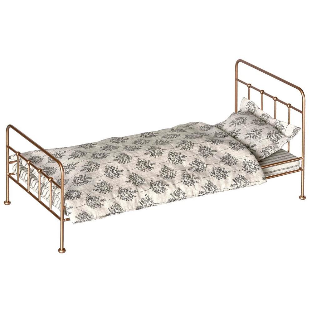 Maileg - Vintage Bett für Medium Mäuse