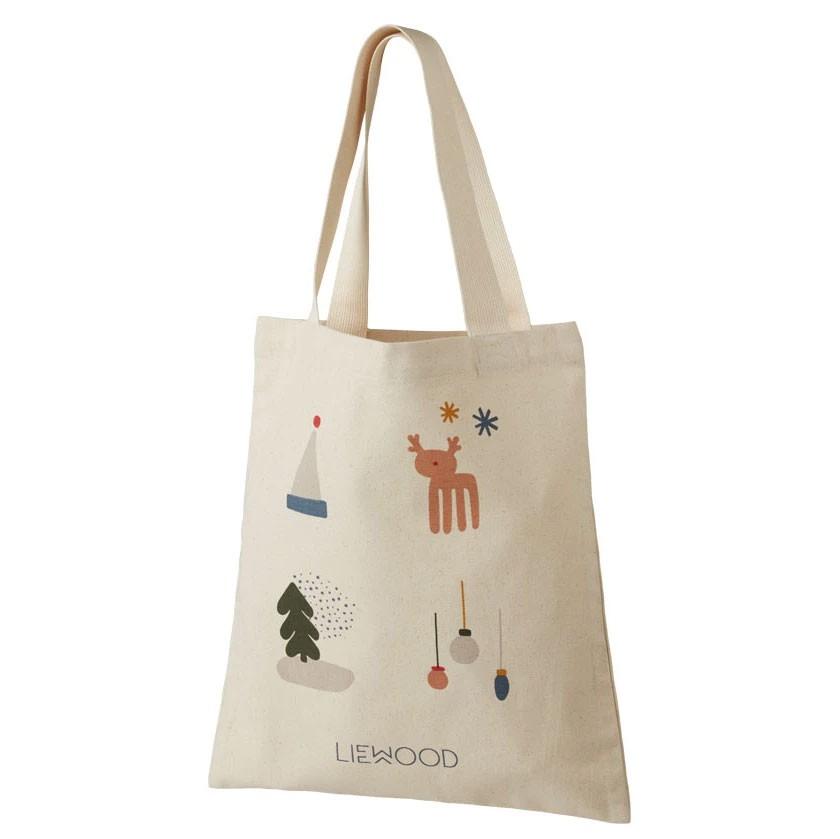 Liewood - Kleine Tragetasche Weihnachten Holiday Mix