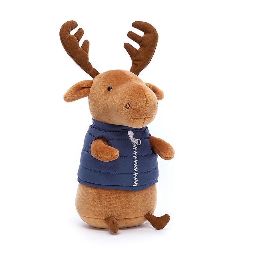 Jellycat - Campfire Critter Moose