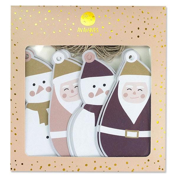 """Ava & Yves - Geschenkanhänger """"Weihnachten"""""""