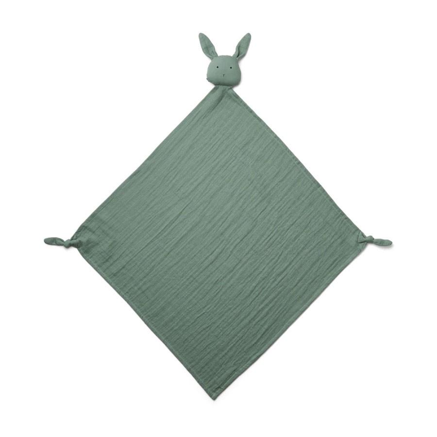 Liewood - Musselin Schmusetuch Robbie Rabbit Peppermint