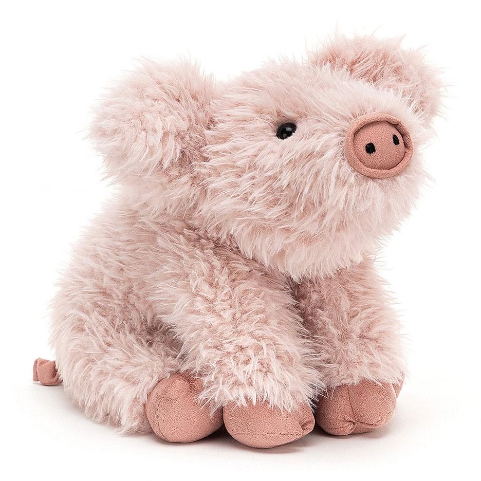 Jellycat - Schwein zum kuscheln 24cm