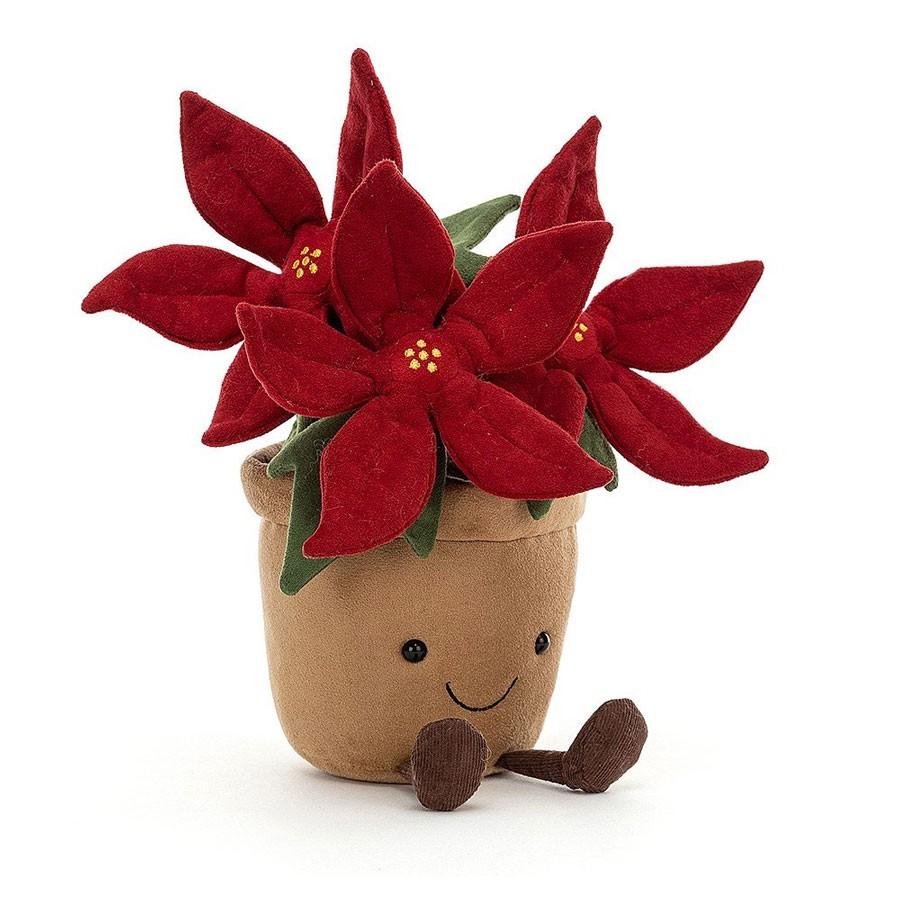 Jellycat - Amuseable Poinsettia