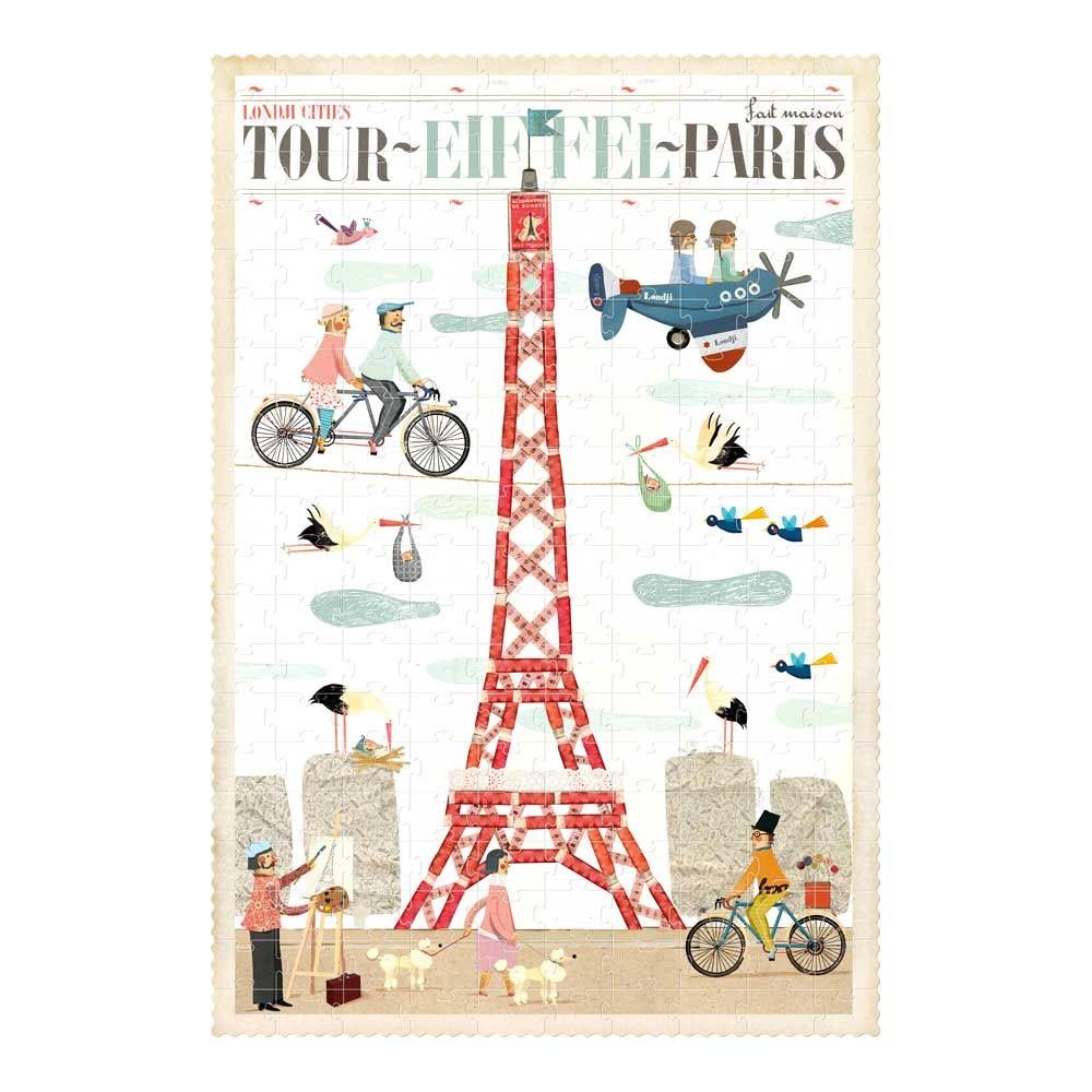 Londji - Paris Puzzle 200 Teile