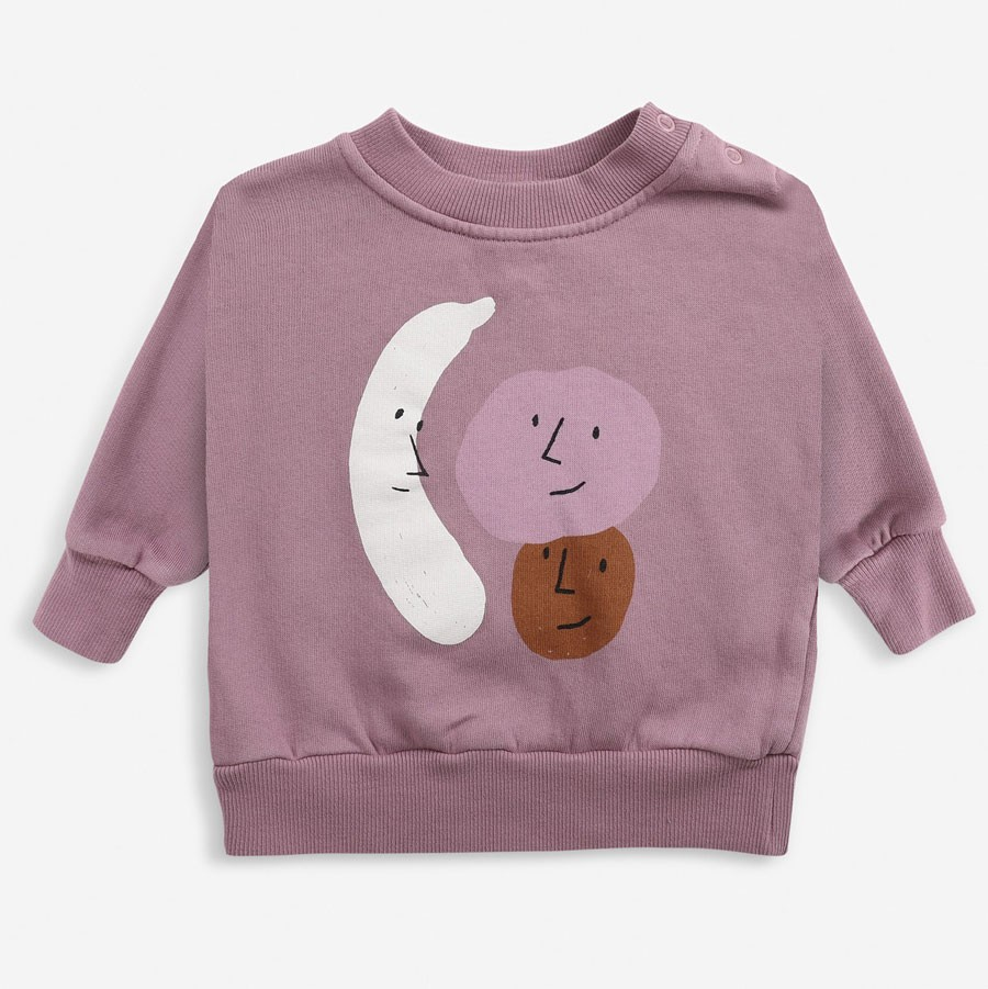 Bobo Choses - Baby Sweatshirt Fruits