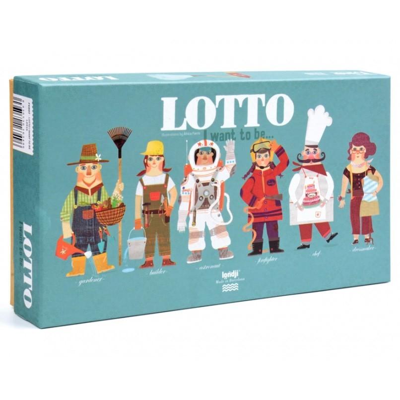 """Londji - Lotto Spiel """"Berufe"""""""