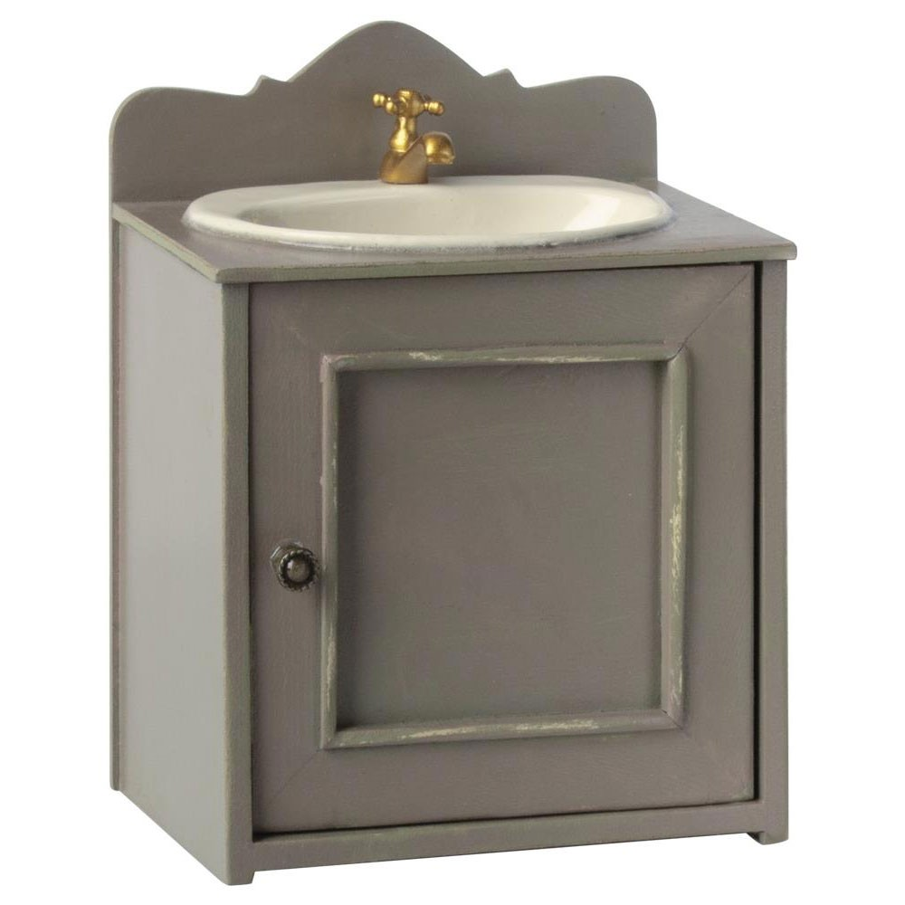 Maileg - Miniatur Waschbecken für Puppenhaus