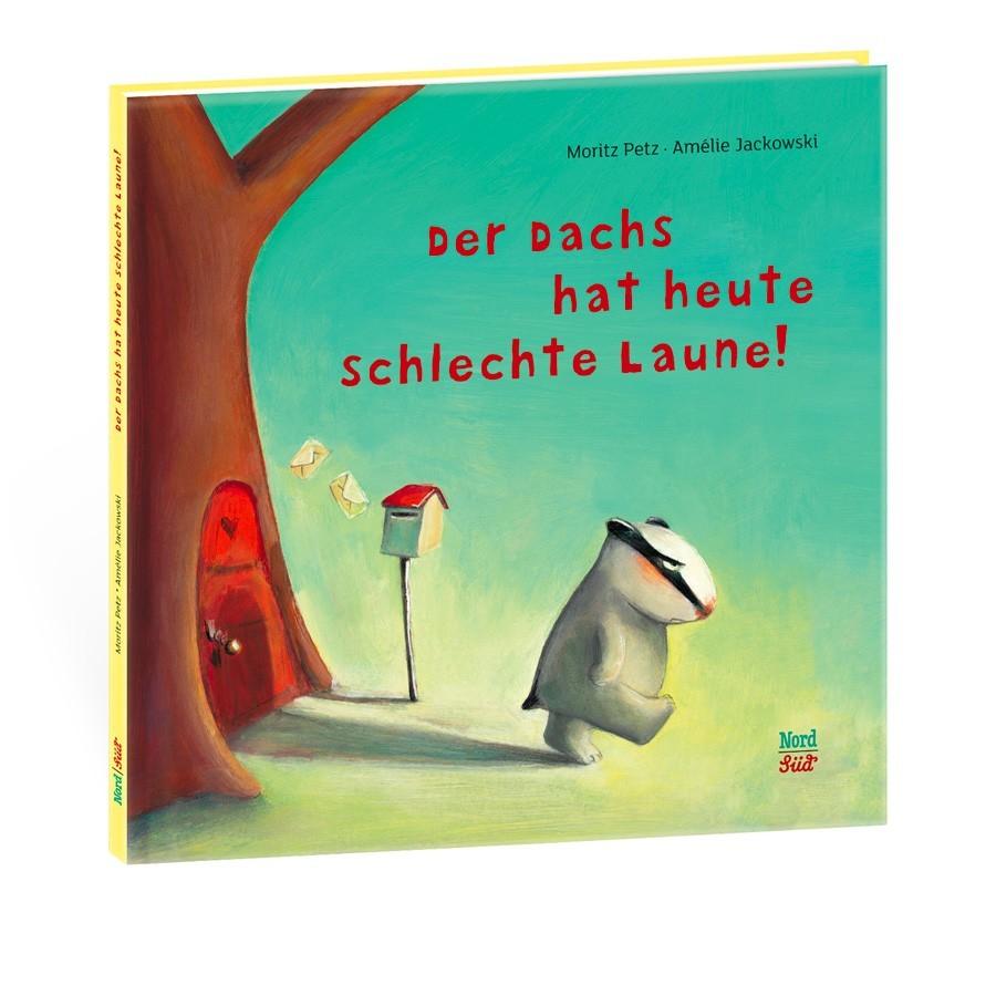 Kinderbuch - Der Dachs hat heute schlechte Laune