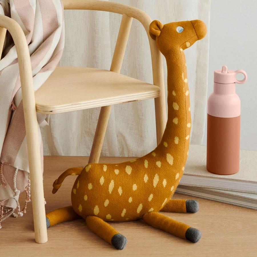 Liewood - Giraffe Gitte aus Biostrick 50cm