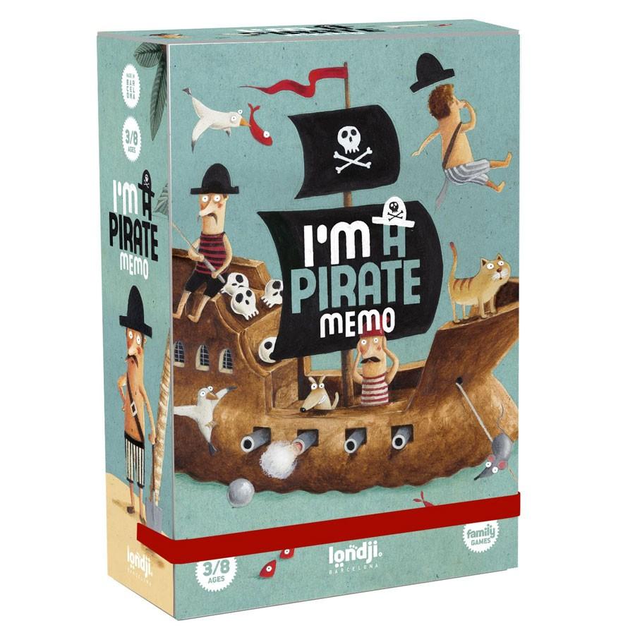 Londji - Memory I'm a Pirate