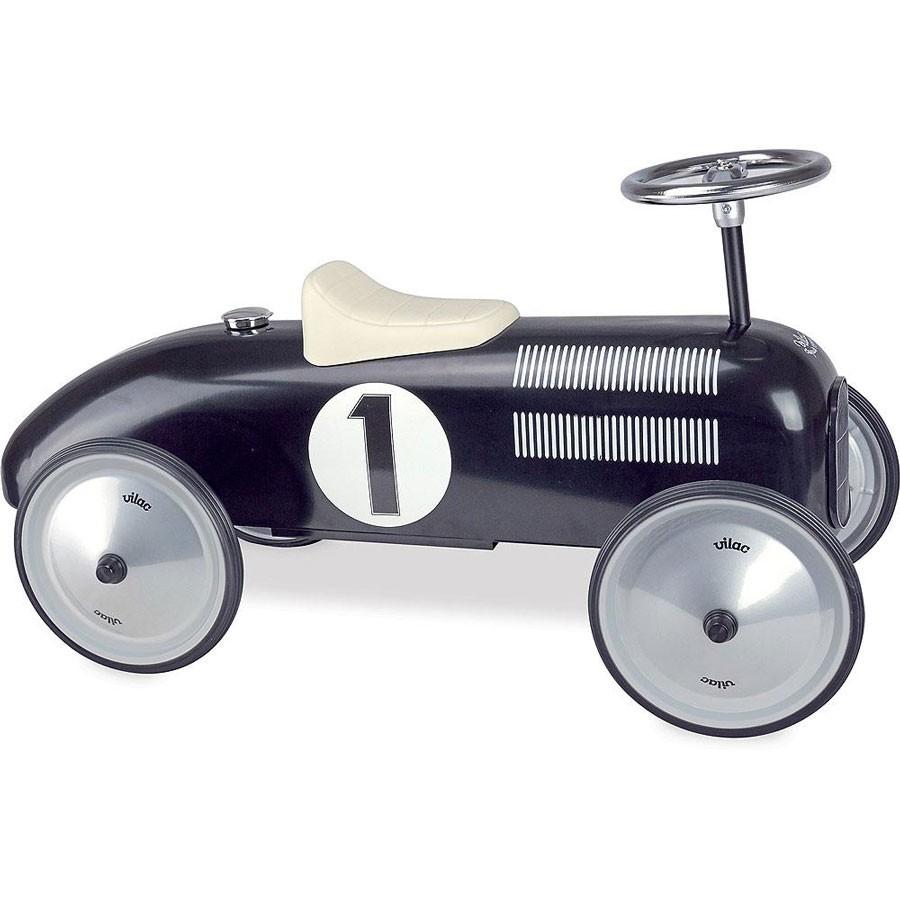 Vilac - Rutschauto Black Vintage Car